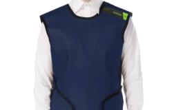 Avental de proteção radiológica Lumax (chumbo) – Tipo padrão com velcro