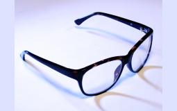 Óculos de proteção radiológica – Modelo Frontal
